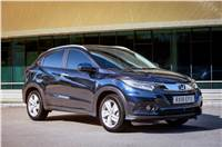 Honda HR-V facelift image gallery