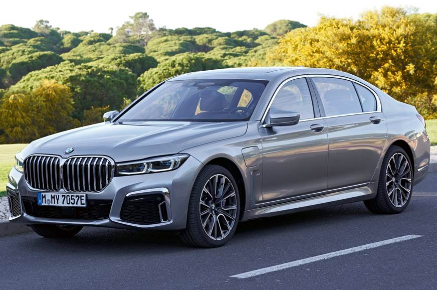 BMW 745Le image gallery