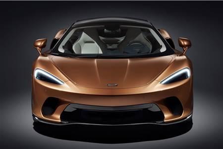 McLaren GT image gallery