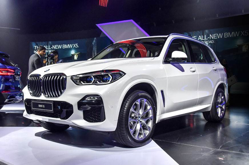 2019 BMW X5 image gallery