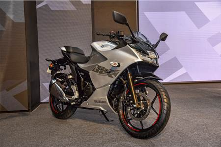 Suzuki Gixxer SF 150 image gallery