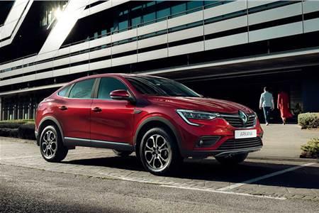 Renault Arkana image gallery