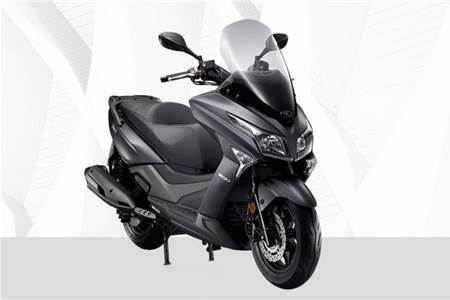 22 KYMCO X-Town 300i scooter image gallery