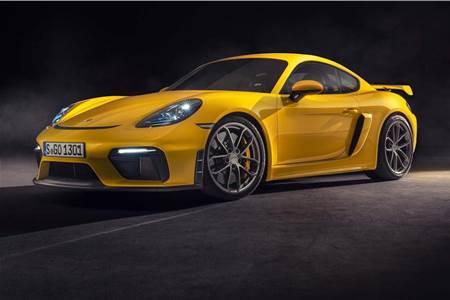 2019 Porsche 718 Cayman GT4 image gallery