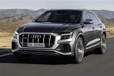 Audi SQ8 image gallery