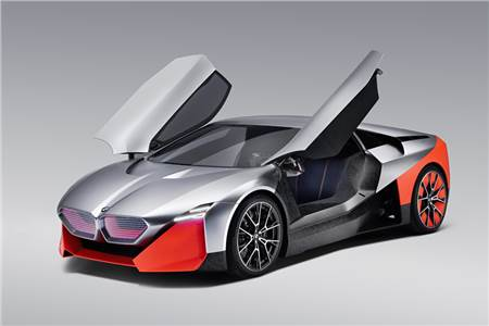 BMW Vision M Next image gallery