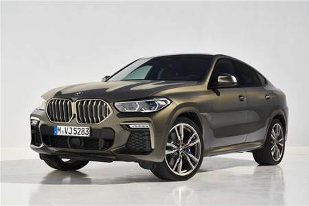 2019 BMW X6 image gallery