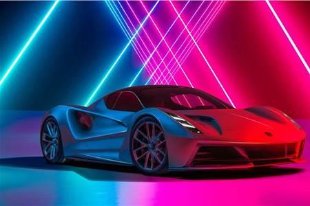 2019 Lotus Evija image gallery