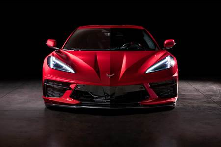 2020 Chevrolet Corvette C8 Stingray image gallery