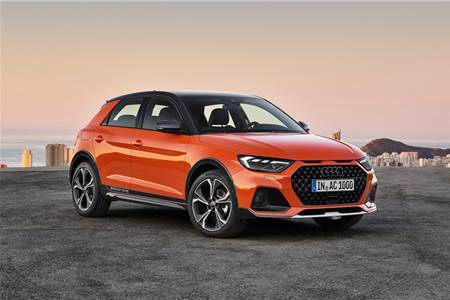 Audi A1 Citycarver image gallery