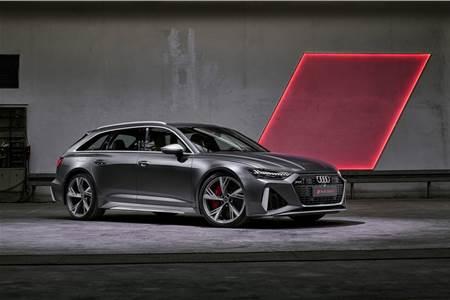2020 Audi RS6 Avant image gallery