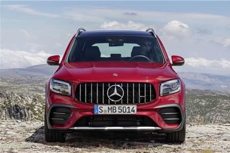 2020 Mercedes-AMG GLB 35 image gallery