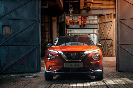 2020 Nissan Juke image gallery