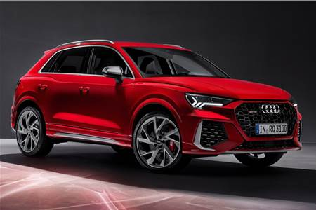 2020 Audi RS Q3 image gallery