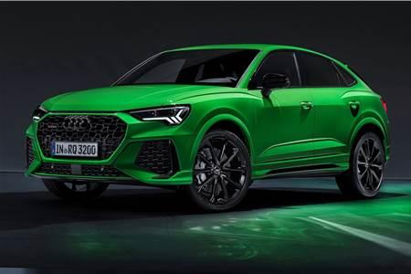2020 Audi RS Q3 Sportback image gallery