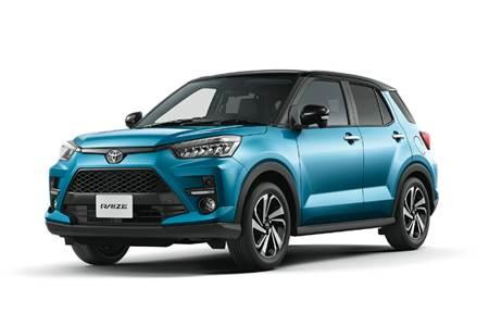 Toyota Raize image gallery