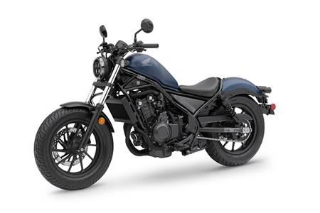 2020 Honda Rebel 500 image gallery