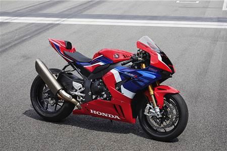 2020 Honda CBR1000RR-R Fireblade SP image gallery
