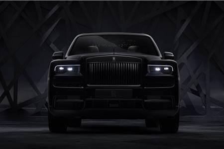 2020 Rolls-Royce Cullinan Black Badge image gallery