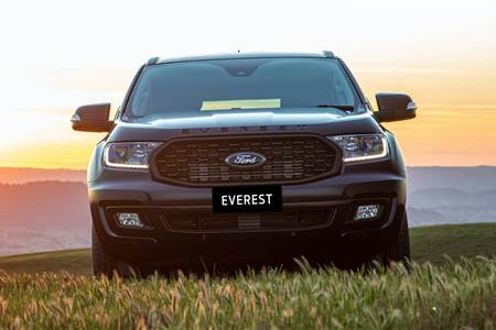 Ford Everest (Endeavour) Sport image gallery