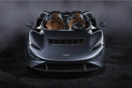 McLaren Elva image gallery