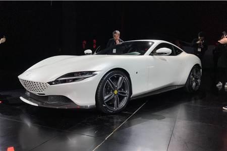 Ferrari Roma image gallery