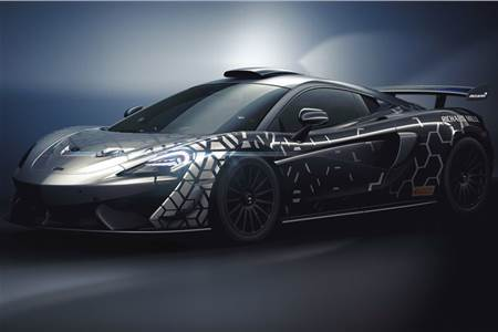 McLaren 620R image gallery