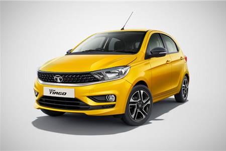 2020 Tata Tiago facelift image gallery