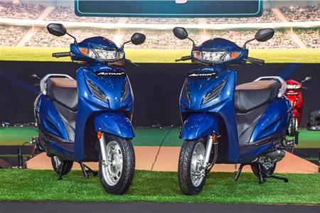 2020 Honda Activa 6G image gallery