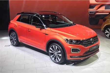 2020 Volkswagen T-Roc image gallery