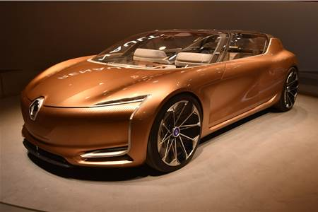 Renault Symbioz concept image gallery