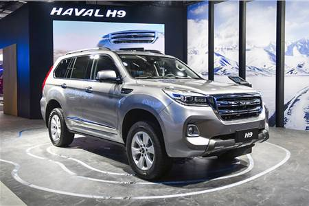 Haval H9 image gallery