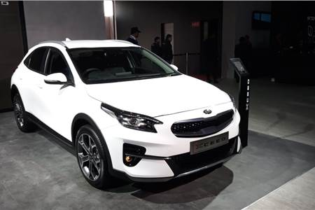 Kia Xceed image gallery
