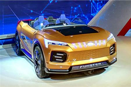 Mahindra Funster concept image gallery