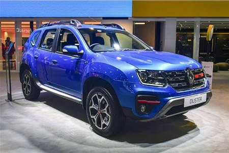2020 Renault Duster turbo-petrol image gallery
