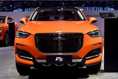 Haval F5 image gallery