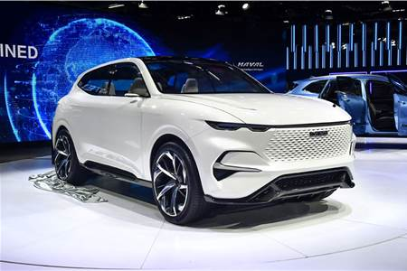 Haval Vision 2025 concept image gallery