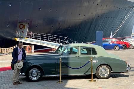 Bentley Centenary Drive in Dubai image gallery