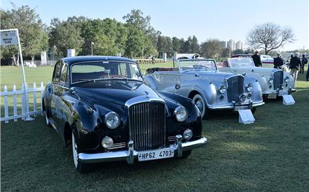 21 Gun Salute International Vintage Car Rally and Concours Show 2020 image gallery
