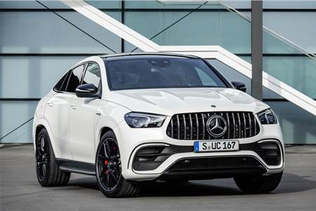 2020 Mercedes-AMG GLE 63 Coupe image gallery