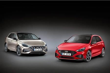 2020 Hyundai i30 hatchback image gallery