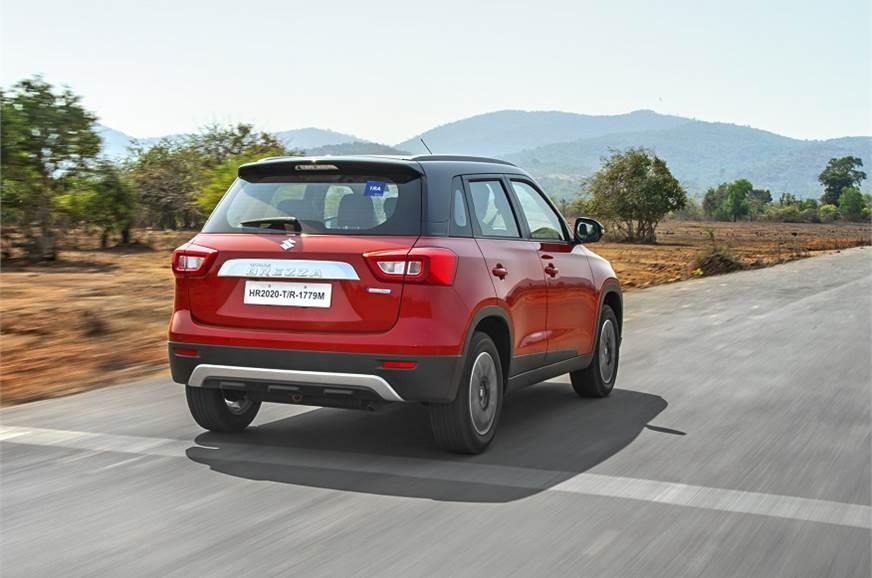 2020 Maruti Suzuki Vitara Brezza petrol images - Autocar India