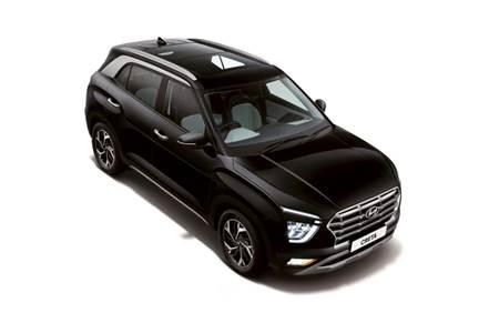 India-spec 2020 Hyundai Creta image gallery