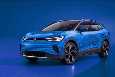 Volkswagen ID 4 image gallery