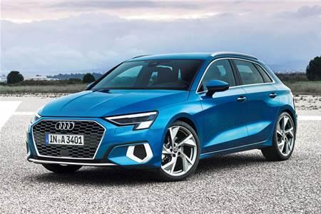 2020 Audi A3 Sportback image gallery