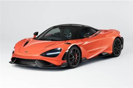 McLaren 765LT image gallery