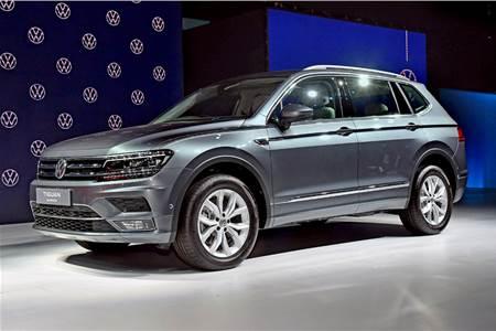 2020 Volkswagen Tiguan AllSpace image gallery