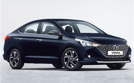 2020 Hyundai Verna facelift India image gallery