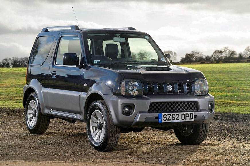 Suzuki Jimny half-century The third generation 1998