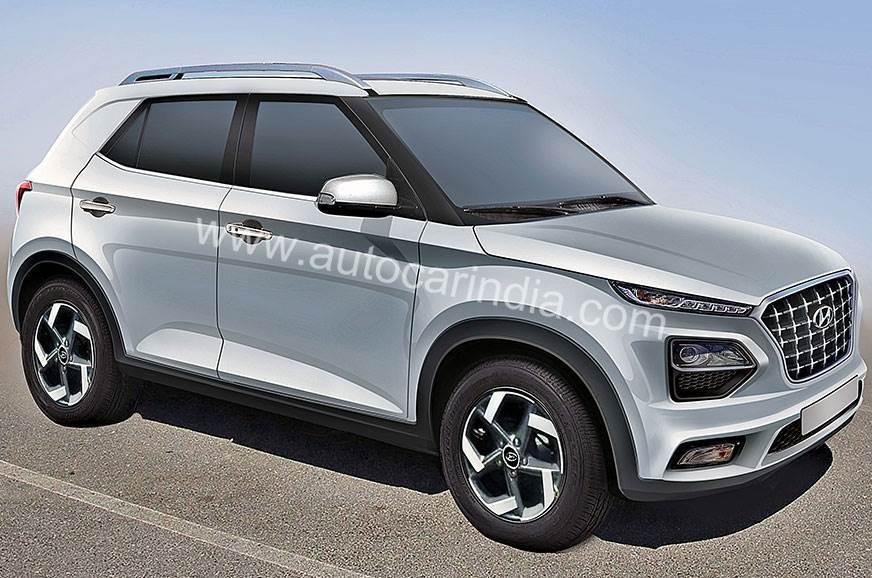 Hyundai QXi compact SUV render